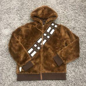 Star Wars Furry Chewbacca Hoodie